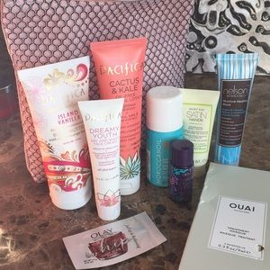 Hair and skin care lot